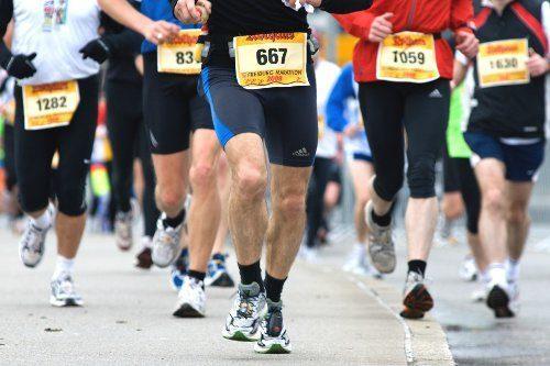 kolana maratończyków