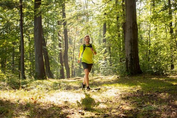 bieganie w górach latem